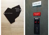 The Energy 办公大楼导向标识系统设计