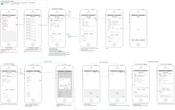 OA系统手机端原型及主要界面设计图|移动设备...