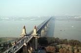 (原创)   列车过南京长江大桥 - 韵春 - 韵春诗页