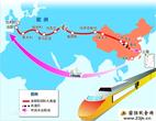 中欧专列稳定运营 中欧班列线路图和路线介绍