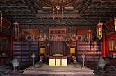 北京故宫养心殿内景图片