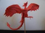 折纸大师的作品------许涵哲载图-----神谷哲史(日本) - pingzhi201201 - 精灵集结号