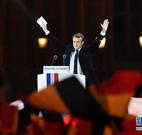 马克龙在法国总统选举第二轮投票中获胜_青海...