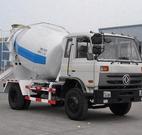 福田6方混凝土搅拌车