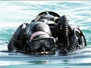 美国海军特种部队两栖蛙人