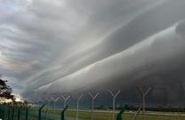 昨日天象:哈尔滨现日晕 马来西亚有卷轴云